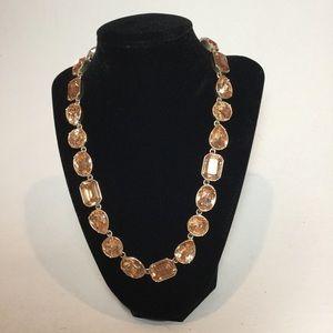 J Crew statement necklace